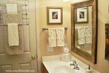 Bathroom / by Kathryn Sansing