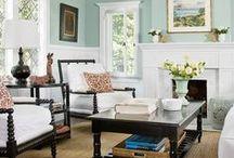 Living Room / by Kathryn Sansing