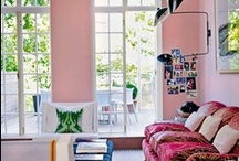 living room / brainstorm for living room colors / by slwic