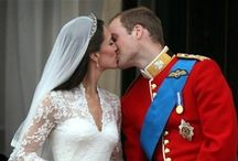 An ordinary girl - an extraordinary life /                                           ♕ For William and Kate...May they always be this happy together! / by Nancy Alexander