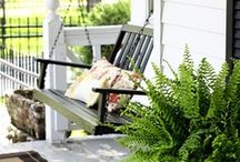 Porches  / by Kathryn Sansing