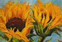La Flor de Sol / SunFlowers / by Linda Lara