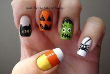 Nails: Halloween / by Katlyn Smith
