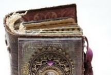 ☆ mystic journals ☾ / private thoughts collected and scattered among images upon endless pages. / by the gypsy priestess