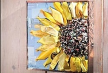 Sunflower Inspired Designs / by Uno Alla Volta