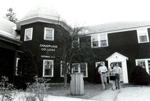 From the Archives / Photos, documents, and other memorabilia from the Champlain College archives. / by Champlain College