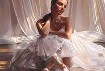 Ballerinas / by Anita Rohl