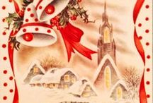 Vintage Christmas / My childhood memories of Christmas! / by Jennie Dickerson