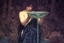☆ Priestesses Are We ☆ / she who uses her power wisely / by The Gypsy Priestess