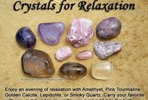 Crystals & Healing Stones / rocks and gemstone wisdom, beauty, and magick / by The Gypsy Priestess