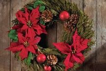 Home for the Holidays / Holiday Decor  / by Uno Alla Volta