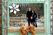 Scrapbooking / by Kriss Gibbons