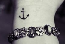 If I ever get a tattoo  / by Annie DelCharco