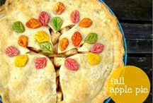 Fall Foods: Fall, Glorious, Fall! / Recipes using fall foods / by Catherine Moss