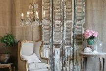 Crates, Wood, Doors, Ladders... / by Sherri Sarty