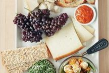Appetizers and Party Food / Delectable appetizers and party food.  / by Catherine Moss