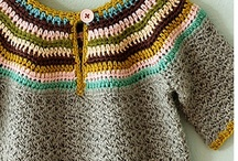 crochet  / by Rosie Kanaeva