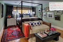 Home - Bedroom / by Hayley Hay