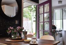 Home - Dining Room / by Hayley Hay