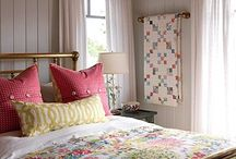 Home - Guest Room / by Hayley Hay