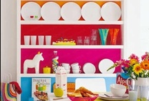 Decor   Painted Furniture / How to make furniture look fabulous with a lick of paint / by Claire Archbold