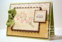 Bloom / by There She Goes Clear Stamps