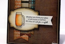 A Drink A Day / by There She Goes Clear Stamps