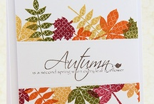 Autumn / by There She Goes Clear Stamps
