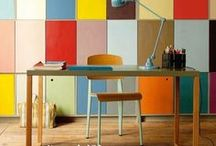 Decor   One day I'll have an office! / by Claire Archbold
