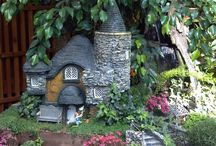Patio and garden ideas / by Kathy Labs