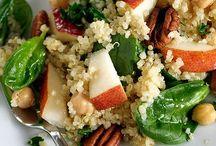 Recipes - Salads / by Hayley Hay