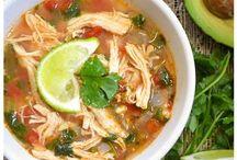 Recipes - Soups / by Hayley Hay
