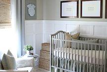 Home - Nursery / by Hayley Hay