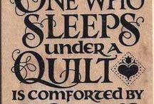 *COMFY QUILTS* / by Debbie McKenzie