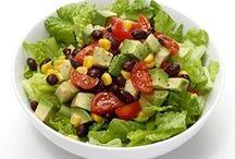 Salads / by Linn Cich-Jones