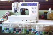 Sewing / by Cheryl Czajkowski