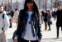 Check and Stripe Obsession / by Danielle Gray