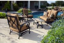 Outdoor Décor / From dining sets to patio umbrellas, bring style and comfort outside with outdoor furniture from Sam's Club. / by Sam's Club
