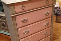 furniture ideas / by Leslie Treece