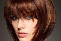 Hair / Hair I Love, Up Do's ,Down Do's and Do's! / by Jamie Skolnik