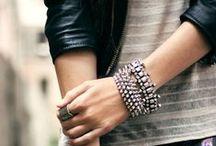 Rings and Bracelets / My Love of Rings and Bracelets / by Jamie Skolnik