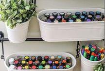 LET'S GET ORGANIZED / I love to organize. / by Lori de la Rosa