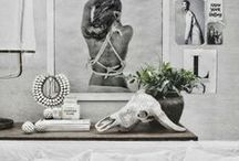 Decor Ideas / Inspirations for the Living Room and Bedroom~ / by Jamie Skolnik