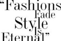 Glamour and Style / by Jamie Skolnik