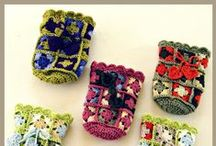 Crochet or Knit | Bags, Holders & Totes / Various crochet patterns or charts for bags, cases and holders (i.e. for ipads & phones) - free or paid.  Some sites may need translation to english. / by Tracey Brimble