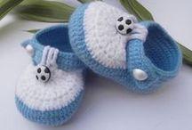 Crochet ~~Babies & Children  / Crochet for Babies & young Children  / by Glo