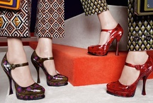 Shoes / sneakers to platforms / by Liz Mitchell