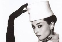 Audrey Hepburn<3 / by Shelby J Cannon