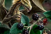 Dragons / by Kathleen Smith