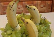 Fruits &  Good Food / by Eliana Starck Crestana